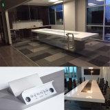 La salle de conférence moderne de dimensions de norme de meubles de bureau met le Tableau blanc avec nous plot d'USB