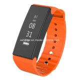 Het zwemmende APP van de Slaap van de Band Drijver Aangepaste Horloge van de Sporten van de Monitor van de Bloeddruk van T2