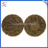 기계설비 공장 공급 다이아몬드 모래로 덮는 플랩 디스크