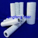 De Patroon van de Filter van de Wond van het Koord van pp met 5 die Micron in China wordt gemaakt