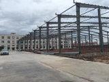 Дешевые высокого качества на заводе прямой стальной конструкции склад