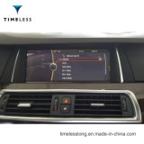 """BMW 5シリーズF10/F11 (GPS/WiFi (TIA-208)の2011-2012年の)元のCicシステム10.25のためのAndriod車DVD """" OSD様式"""