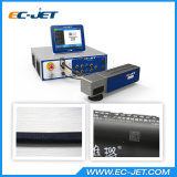 Laser aleatório da fibra da máquina de impressão do código para empacotar (EC-laser)