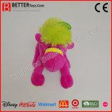 Kameel van het Stuk speelgoed van de douane de Kleurrijke Pluche Gevulde Dierlijke Zachte voor Jonge geitjes