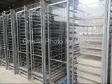 De automatische Incubator van het Ei van de Kip van Capaciteit 1232 Industriële die in China wordt gemaakt