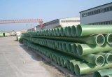 FRP GRP hohes korrosionsbeständiges Rohr-Zylinder-Gefäß für Wasser oder Öl