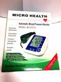 アーム装置のための話す自動血圧のモニタ