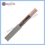 Cable de alimentación de 3 núcleos 6243y BS6004 tres núcleos más masa
