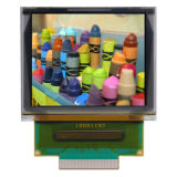 1.69 Inch Full Color OLED with 160X128 Pixels
