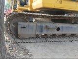 Excavador usado de KOMATSU 13ton del excavador de la correa eslabonada de KOMATSU PC128us