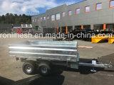 Bomba elétrica ponta hidráulica reboque galvanizado de 2000kgs ou de 2-Ton ATV/reboque do quadrilátero/reboque da exploração agrícola/reboque do jardim/reboque de serviço público/reboque de trator pequeno