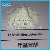 Hormona esteroide 17-Methyltestosterone del Bodybuilding de calidad superior