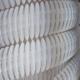 Edelstahl-gewölbter flexible gewölbte Plastikschlauch