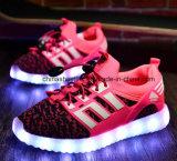 Heiße verkaufenFlykint LED helle Turnschuh-beiläufige Schuhe für Kinder
