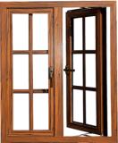 Алюминиевое горизонтальное окно Casement/алюминиевое двойное застекленное Windows и двери