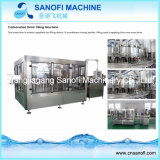 Monobloc 충전물 기계3 에서 1 자동적인 음료