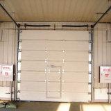 カスタマイズされたマルチ部門別の電気滑走スクリーンのガレージのドアはLowesに値を付ける