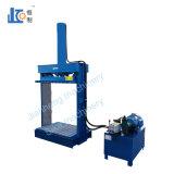 Vm50-10060/Tc Ce certificado SGS hidráulica vertical manual de la empacadora textil