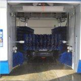 高品質の5本のブラシが付いている移動式自動ロールオーバーのカーウォッシュ機械