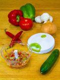 Горячая продавая тяпка домашней кухни пластичная ручная Vegetable
