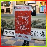 カスタム高品質のこつの装飾のハングスクロール、ホックが付いている壁スクロールポスター
