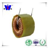 Inducteur toroïdal de faisceau de boucle de pouvoir de ferrite de bobine
