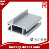 Profili di alluminio/di alluminio dell'espulsione per la parete divisoria (RAL-598)