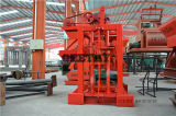 Qtj4-25 반 자동 비산회 시멘트 벽돌 기계