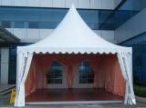 Tent van de Partij van de Tent van de Pagode van de vrije tijd de Openlucht voor de Tentoonstelling van de Auto