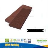 高品質の屋外の木製のプラスチック合成物/WPCのDecking/WPCのフロアーリング