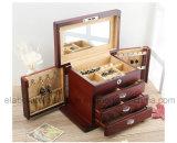 方法カスタム木の宝石類のパッケージのギフト用の箱