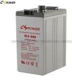 2V selada AGM livres de manutenção do ciclo de profunda bateria 500 Ah