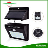 정원 Yard Outdoor & Indoor Lighting를 위한 분리할 수 있는 20의 LEDs Solar Motion Sensor Lamp