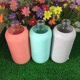 Garrafa de água de vidro pequena bonito da melhor venda quente do preço com a luva colorida do silicone