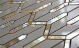 淡水のシェルおよびNewsalesの大理石のモザイク