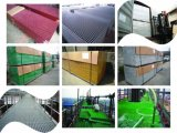 Grate di plastica a fibra rinforzata della vetroresina GRP FRP