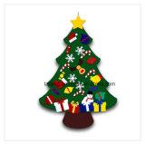 De in het groot Goedkope Gevoelde Ornamenten van de Kerstboom van de Leverancier van China