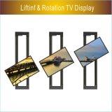 Equipo de elevación de la rotación de la visualización de la TV para el funcionamiento etc de la barra