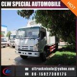 caminhão Refrigerated do armazenamento frio de 700p Isuzu 8tons