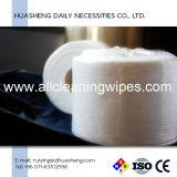 Broodje van de Handdoek van Spunlace van de Stof van de Handdoek van het netwerk het Niet-geweven Zachte