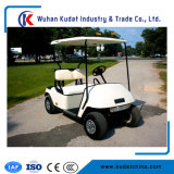 2 Lugares carrinho de golfe eléctrico com marcação CE e ISO