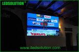 P1.579 Indoor haute résolution affichage LED moulé léger