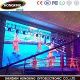 Alta pantalla de visualización a todo color de interior de LED de la definición SMD P4