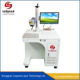 De bonne qualité machine de marquage au laser à fibre 20W avec table
