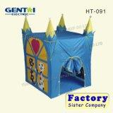 Tente de tente de Double couche grande pour des gosses