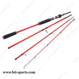 Pesca Rod di filatura del migliore di valore del cliente carbonio di disegno 7FT