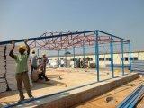 2018 Venda Quente Leve em aço galvanizado Prefab House
