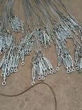 ステンレス鋼ワイヤーロープの吊り鎖