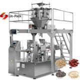 フルオートマチックPLCの制御されたポリ袋の微粒の包装機械