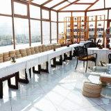 백색 색깔 질 알루미늄 합금 일광실은 를 위한 햇빛을 즐긴다
